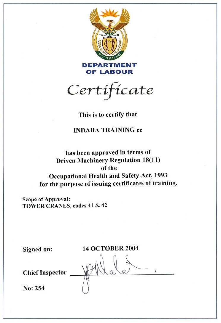 Indaba Training